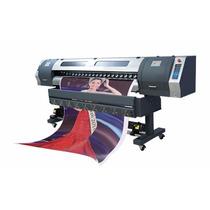 Plotter Impressão Digital Ecosolvente Prof Gepf1927 1,90 Dx7