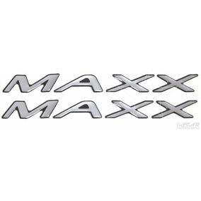 Par Adesivos Resinados Maxx - Prisma - Modelo Original