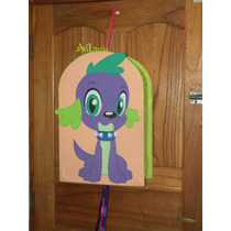 Piñata De Twiligth O Spike My Little Pony Equestria Enormes