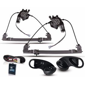 Kit Vidro Eletrico Palio/strada 2/4p 1996-2012 Sensorizado