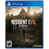 Juego Ps4 Sony Resident Evil 7 Biohazard ( Físico)