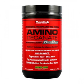 Amino Decanate 360 G Citrus Lime - Aminoácido