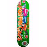 Tabua Skate Shape Dgk Original 8.0 Rodrigo Tx