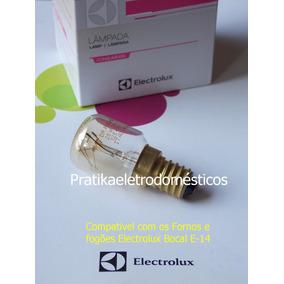 Lâmpada Do Forno E Fogão Electrolux 220 Volts 25 Wats
