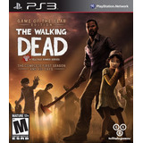 The Walking Dead 1ra Temporada G. O. T. Y - Mza Games Ps3