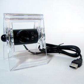 Webcam Ams Tipo Pinza 3 Led Usb Plug And Play