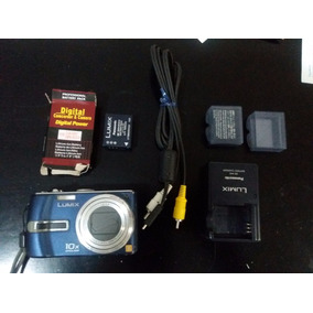 Camara Digital Panasonic Lumix Dmc-zs3 10.1 Mp