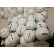 Pelotas De Golf Recuperadas Pack X 6 Muy Buen Estado