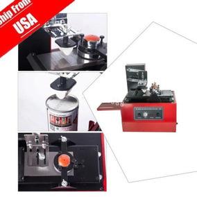Eléctrico Impresora Máquina De Tampografía Impresión Ca-8137