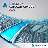 Autocad Civil 3d 2018 Mas Video Guia De Instalacion