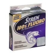 Fluorocarbono Stren 100% Fluoro 17 Lb 200 Yd 0.41mm 183m