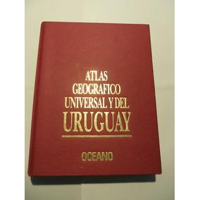 Atlas Geografico Universal Y Del Uruguay (791)