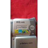 Video Camara Dvx-600 Utech
