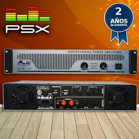Amplificador De Potencia Gbr Bta 300 450w Max 2 Años Gtia