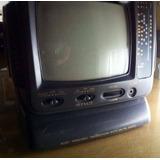 Vintage Tv B Y N Radio Am Fm Av In Envio Gratis
