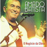 Cd Amado Batista 2014 (o Negócio Da China)