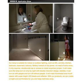Luz De Led Com Sensor De Movimento