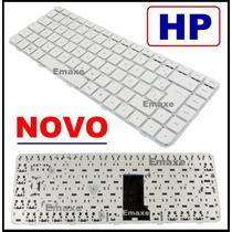 Teclado Hp Pavilion Dv5-2231br Dm4-1000 Branco - Novo !!