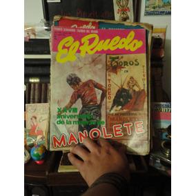 45 Ejemplares Del Semanario Taurino El Ruedo 1968 1975