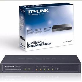 Router Tp-link Tl-r470t+ Balanceador Carga Banda An Equiprog
