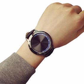 Reloj Led Touch Minimalista Moda Hombre Unisex Envío Gratis