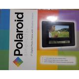Portarretrato Digital 7 Pulgadas- Marca Polaroid-sin Uso!