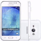 Celu Samsung Galaxy J1 Ace Sm-j111m 4g Lte 2chip 8gb Branco