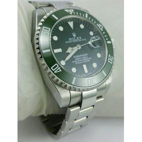 c5ad5379e6a Rolex Submariner Comemorativo 50 Anos Verde Excelente Estado ...