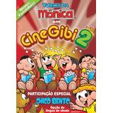 Turma Da Mônica - Cine Gibi 2 - Dvd