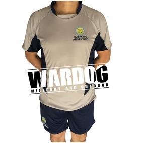 Remera Dry Fit Ejercito Argentino Super Oferta Wardog