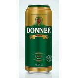 Cerveza Donner Lata 330cc X24 Unidades