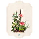 Arreglo Floral Negret Flores Tropicales Con Fruta Entrega Ho