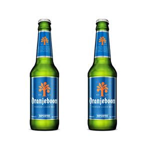Oranjeboom Premium Lager - Holanda . Botella. 330 Ml