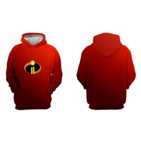 Sueter-sweater De Los Increibles Tela Fleeperchado