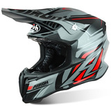 Casco Airoh Cross Twist Avanger Grey Matt 1180grs Talle