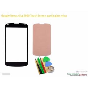 Google Nexus 4 Lg E960 Gorila Glass Mica