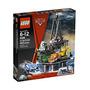Juguete Lego Cars Plataforma Petrolera De Escape 9486