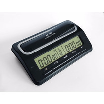 Reloj Ajedrez Digital Ventajedrez Todos Los Ritmos -cargausb