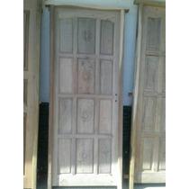 Puerta De Algarrobo Oferta Hasta Agotar Stock