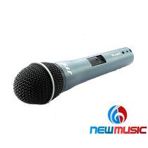 Microfone Jts Tk600 Professional Performance Com Cabo