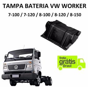 Tampa Bateria Caminhão Vw Worker 7-100 7-120 8-140 8-150