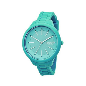 Rip Curl Womens Horizon Silicone Band Analog Watch Mint A280