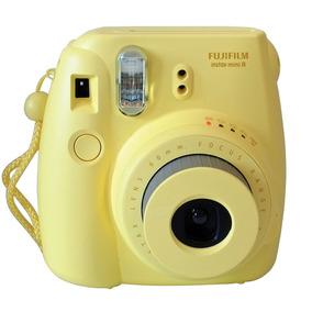 Camara Fuji Instax M8 Yellow