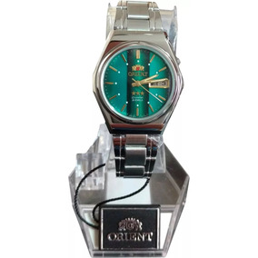 Relógio Orient Automático Clássico Masculino Aço Original