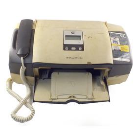 Leilão Impressora Fax Hp Officejet J3600 Usada A9967