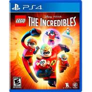Lego The Incredibles Ps4 Juego Fisico Sellado Sevengamer