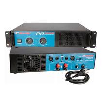 Amplificador De Potência New Vox Pa 1600