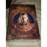 Box Dvd The Tudors - Série Completa