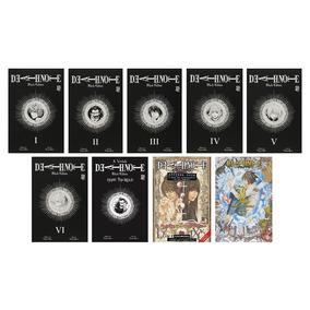 Coleção Completa Death Note - 9 Volumes (novos)
