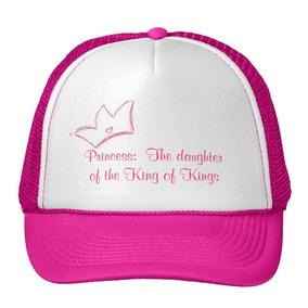 Gorra Trucker Camionero Princesa: La Hija Del Rey De Reyes